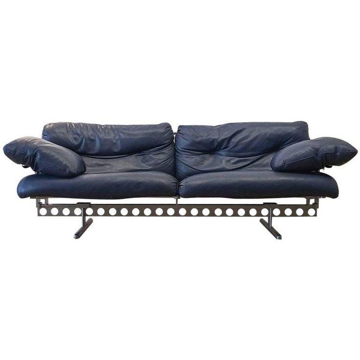 Italian Sofa Brent Cross: Best 25+ Blue Leather Sofa Ideas On Pinterest