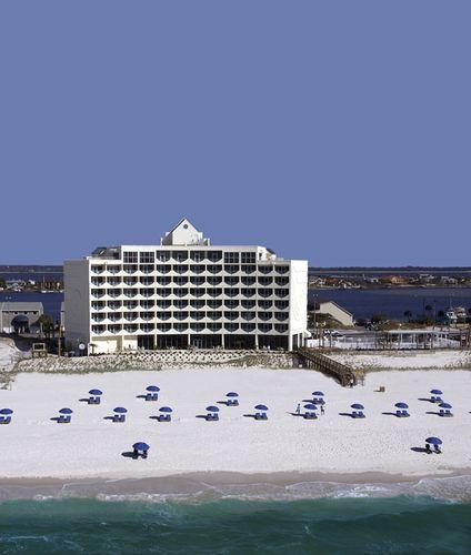 Pensacola Beach Hotels: Holiday Inn Express Pensacola Beach Hotel in Pensacola Beach, Florida