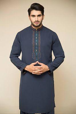 Amir Adnan Men's Kurta Designs | Eid Special Kurta Designs For Men And Young Boys