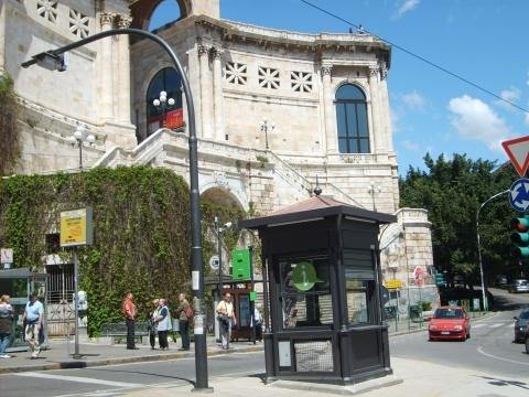 Infopoint Piazza Costituzione