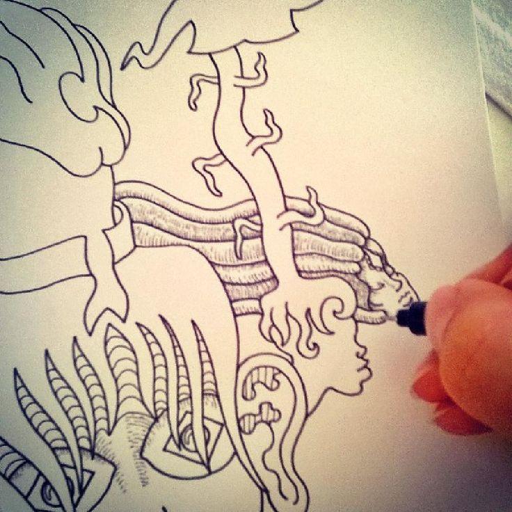 "New ""coloring book"" drawing by lazaros.kalogirou"