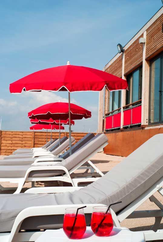 la plage - Restaurant et plage privée - Fréjus