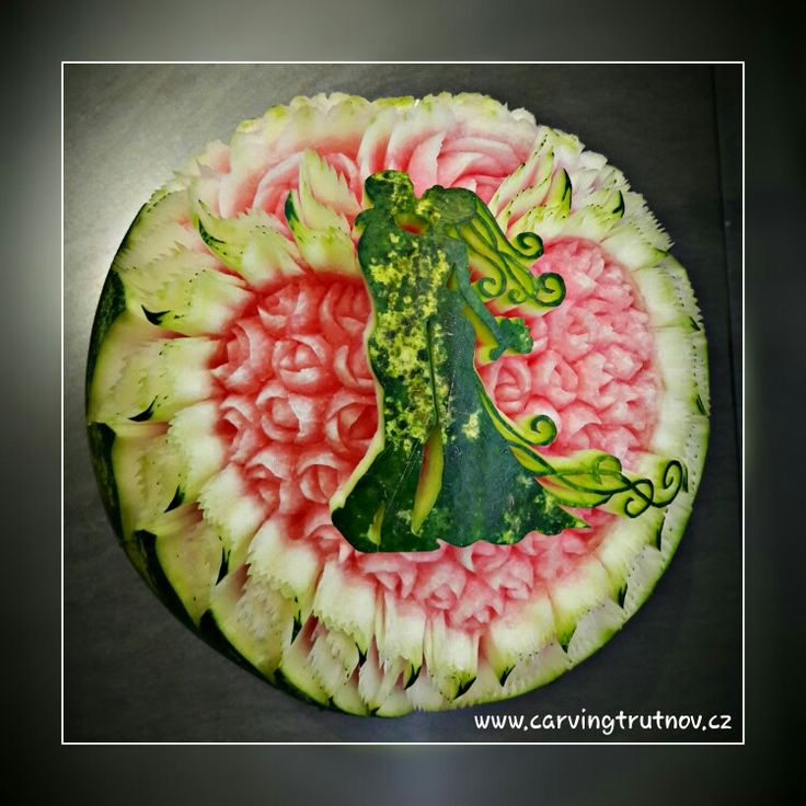 Best fruit vegetable and soap carving images on