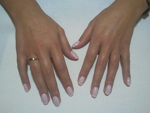 Best 25+ American French Manicure Ideas On Pinterest | American Manicure Natural French ...