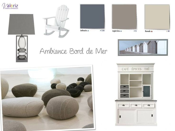 1000 images about d co bord de mer caro on pinterest - Decoration bord de mer chic ...