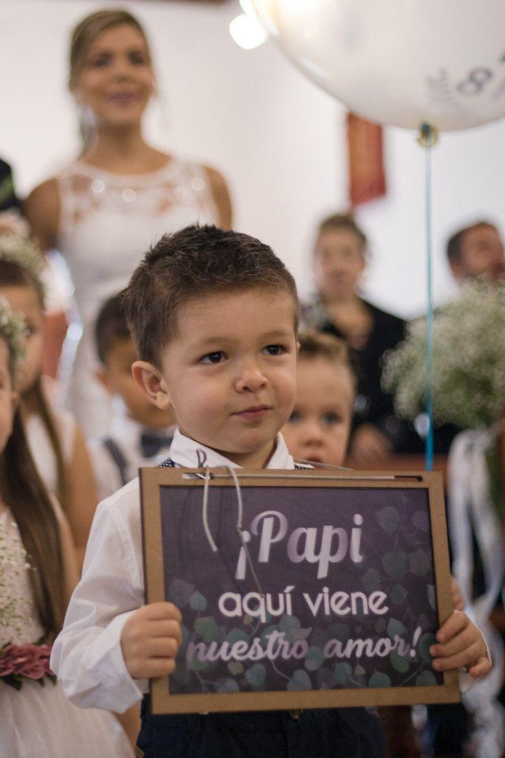 Niños en el matrimonio: ¿cómo incluirlos?