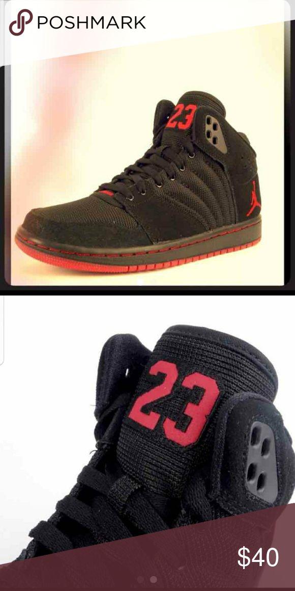 Air Jordan Flight 7Y Worn twice Air Jordan Basketball shoes Air Jordan Shoes