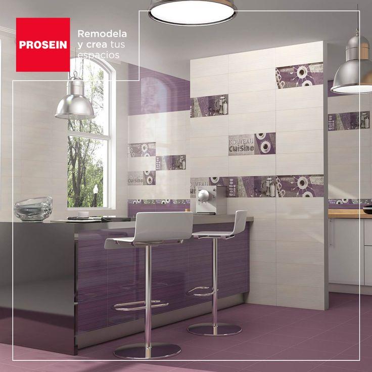 Que en tu casa mande el glamour en una cocina donde todo brille.