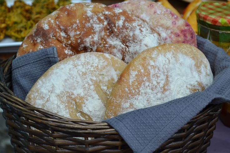 Beautiful Plain white and Beetroot Bread at Myrtle Bakes. #bread #myrtlebakes
