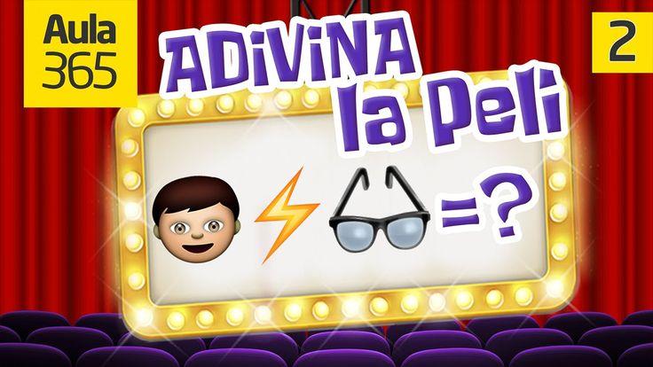 ¿Puedes adivinar todas las Películas? | Emoji Challenge 2 😃