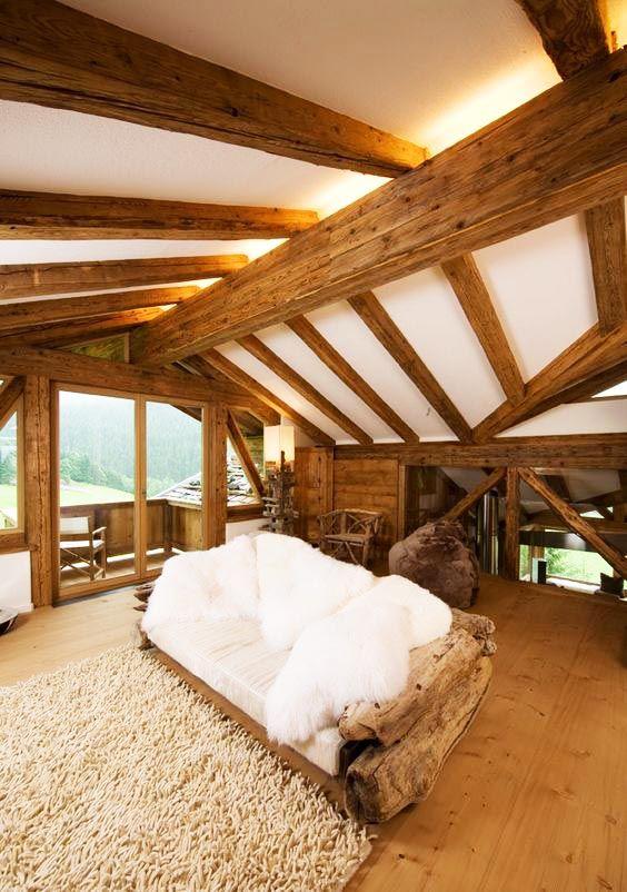 55 besten Alpenstil Bilder auf Pinterest Rahmen, Schlafzimmer - moderner alpenlook schlafzimmer ideen