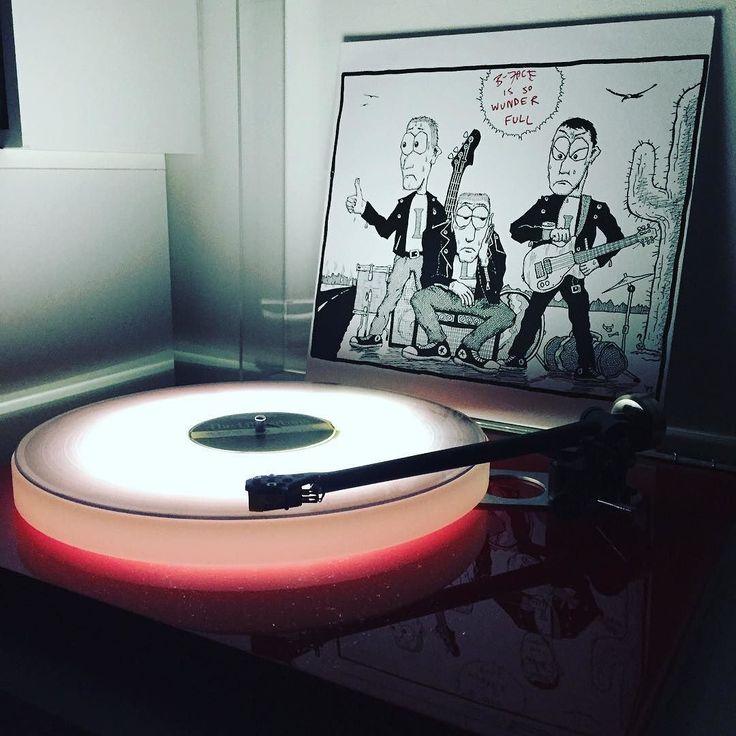 #NowSpinning...L-I-L-L-I-N-G-T-O-N-S...#ShitOutOfLuck B Face edition limited and hand numbered 30/50 via #ClearviewRecords. #vinyl #VinylLove #VinylNerd #VinylPorn #VinylAddict #VinylIGClub #IGVinylCollectors #Rega #RegaRP6 #RP6 #LEDTurntables #LP #TheLillingtons #Lillingtons #Punk #PopPunk #Rock #Punkrock by dgh875