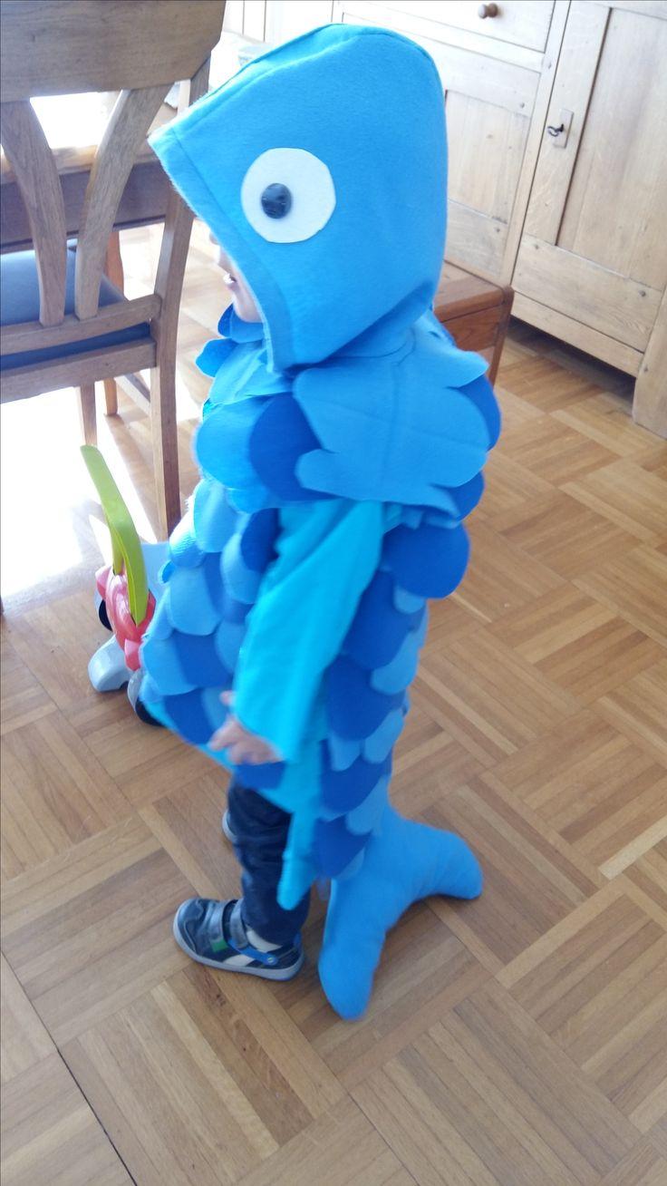 Il est beau ce poisson! d'après un tuto de Boule2laine http://boule2laine.canalblog.com/archives/2011/07/18/21115578.html Merci Boule2laine
