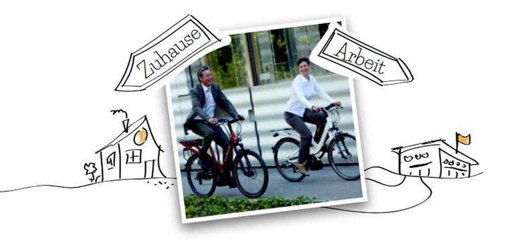 Dienstrad für Arbeitnehmer ▷ Fahrrad Leasing als Dienstwagen Alternative