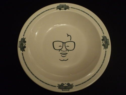 HARRY-CARAY-039-S-Restaurant-W-Kinzie-Chicago-Pasta-Bowl-Sterling-China-1990