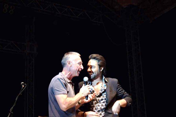Linus e Francesco Sarcina