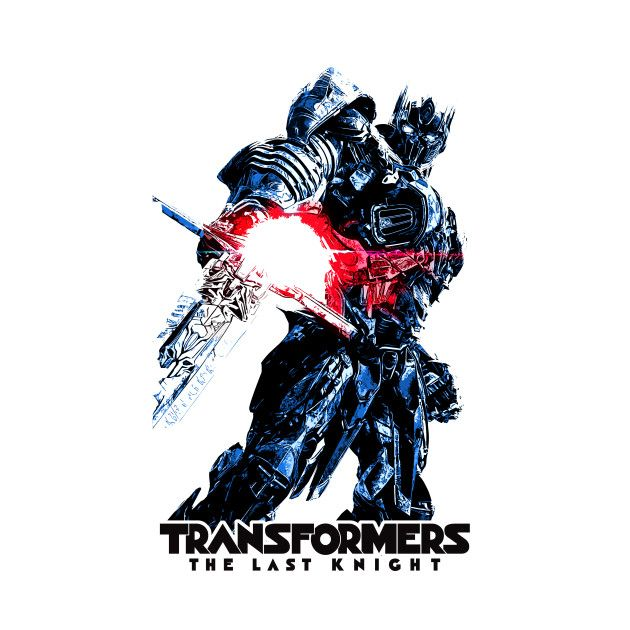 Check out this awesome 'Transformers+Optimus+Knight' design on @TeePublic!