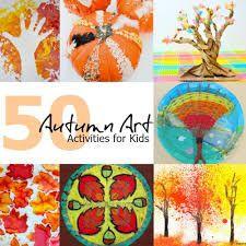 Image result for autumn art for kids