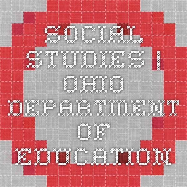 Social Studies | Ohio Department of Education