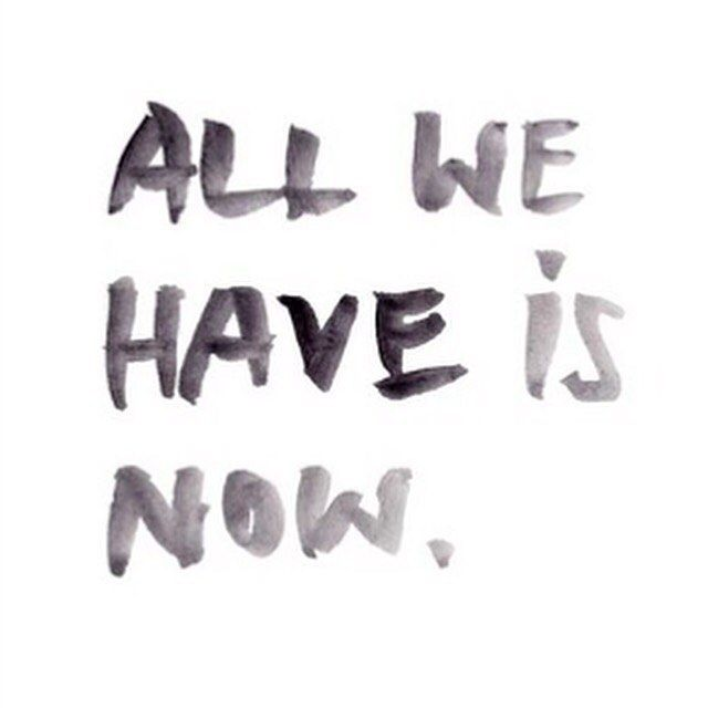 #all #we #have #is #now #quotes #archifruit #travel #travelgood #reiselust #reisesucht #now #firstme #besttime #nowisthebesttime #black #white #junique