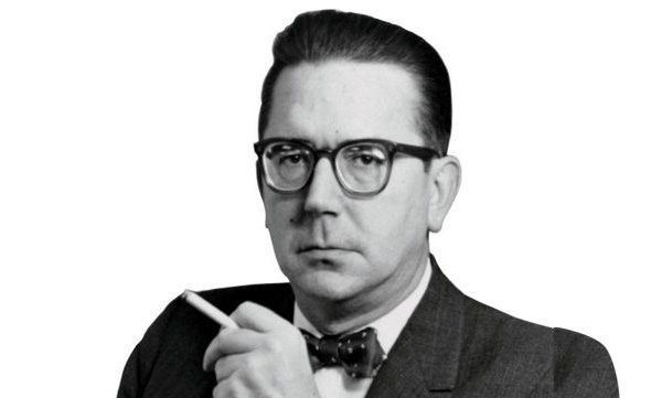 """Rosser Reeves es creador de el Slogan de M&M """"se derrite en tu boca, no en tus manos."""