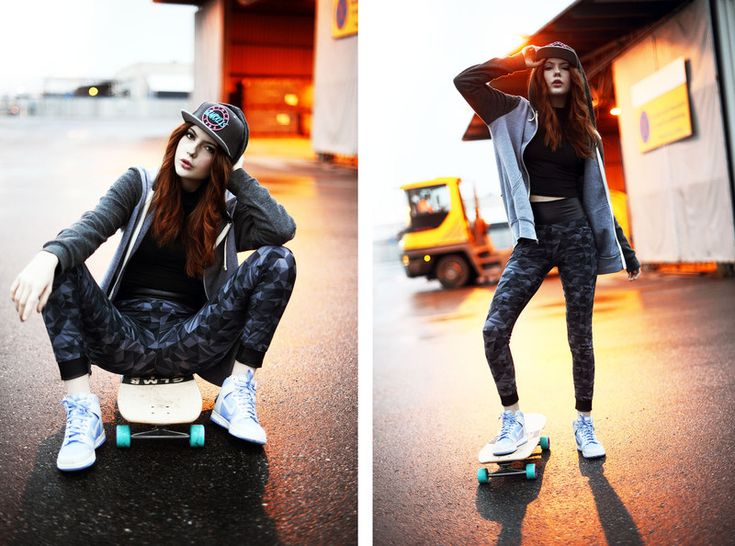 Skater Girl Outfits Tumblr | Www.pixshark.com - Images Galleries With A Bite!