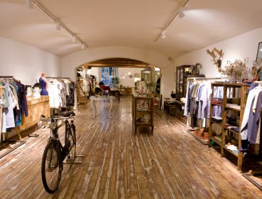 Interni Boutique Nadine - Via de' Benci, Firenze