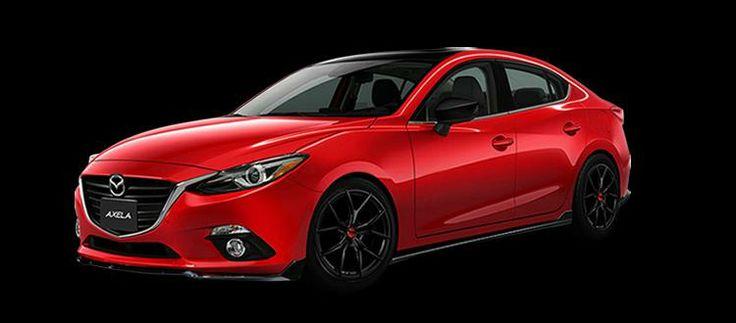 2014 Mazda Axela / Mazda3 Hybrid revealed