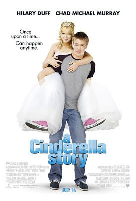 "A Cinderella Story  - Another of my favorite simple, fun, feel good movies.  ""I'm a very appealing person"".  ""You know they ship that stuff all the way from Norwegia"".   hehehe"
