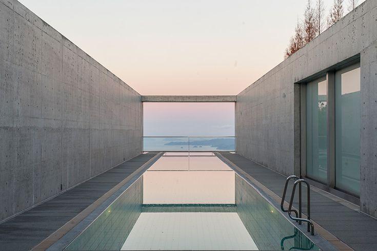 tadao ando's remodeled setouchi aonagi hotel opens