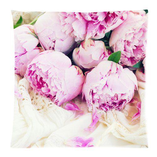 Amazon.com: Stylized Beautiful Painting White Yellow Pink Peony Flower Bouquet Petal Vase Plant Unique Pattern Unique Design Hand Towels Bath Towels: Home & Kitchen | @giftryapp