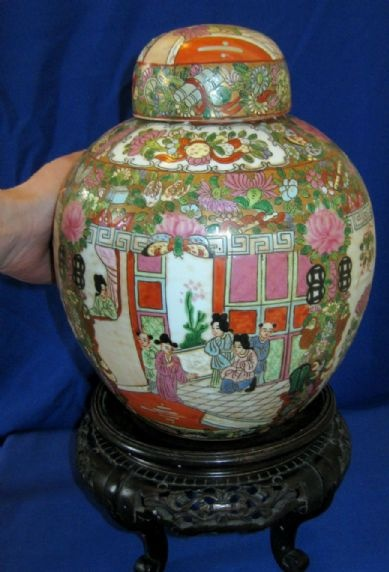 1000 Images About Ginger Jars Moorcroft And Others On