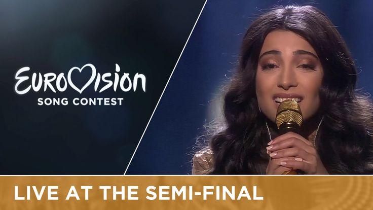 Samra - Miracle (Azerbaijan) Live at Semi - Final 1 of the 2016 Eurovisi...