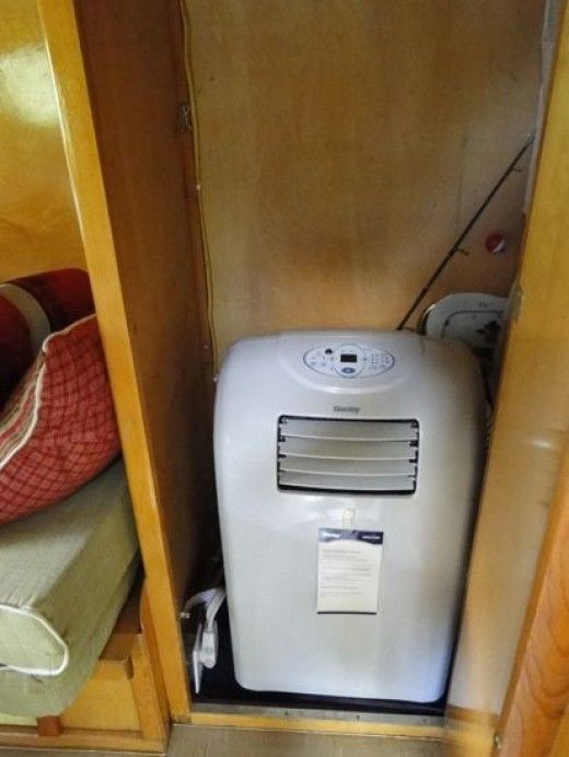 Small Air Conditioner Camper