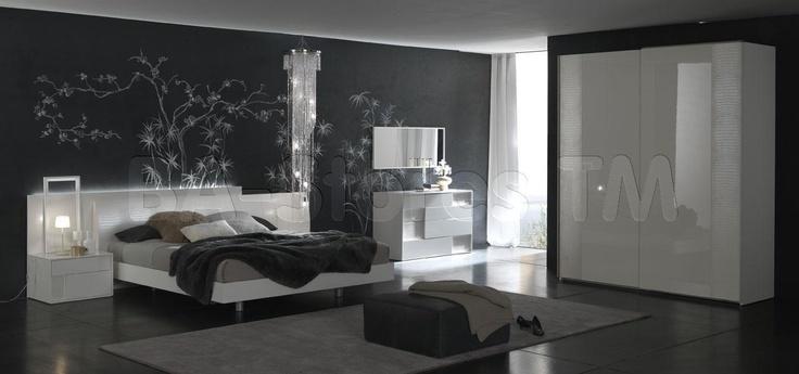 Mejores 34 imágenes de Bedroom Set en Pinterest | Dormitorios ...