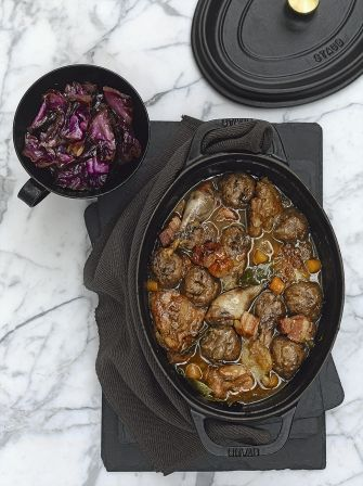 A beautiful, warming pheasant stew recipe with incredible chestnut dumplings is the perfect dish to keep you warm through the harsh winter months.