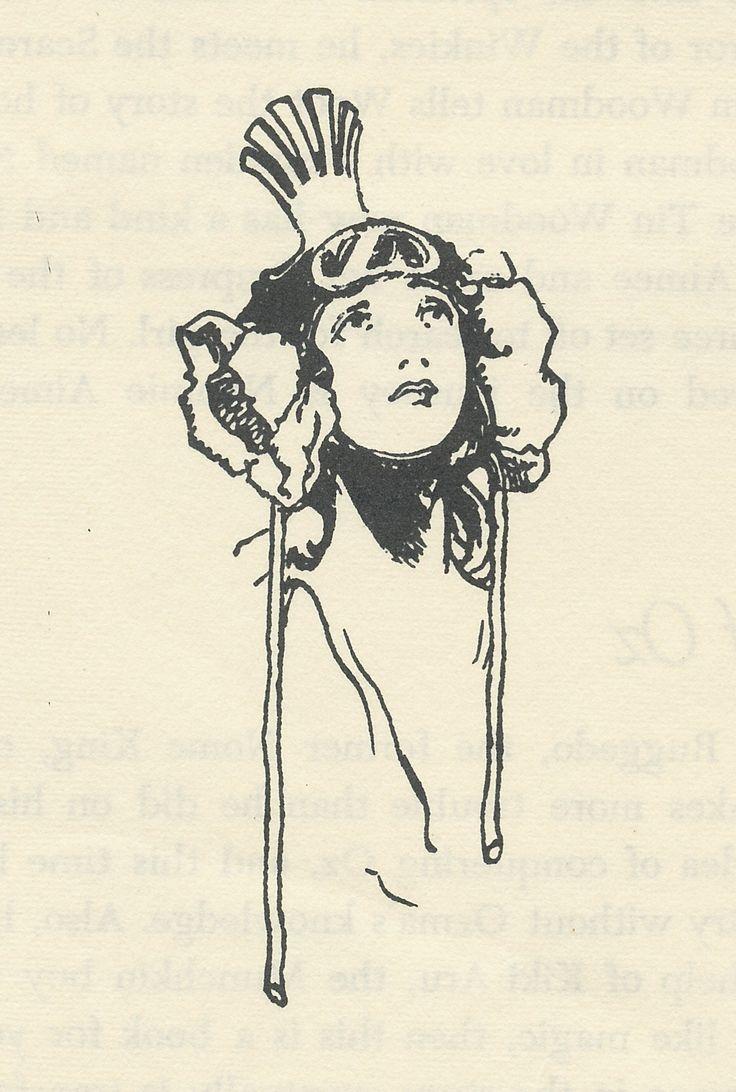 John R Neill Oz Illustrations  Ozma