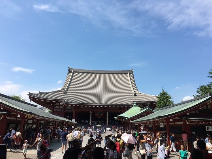 Next time you are in Tokyo checkout Tokyo's oldest temple and enjoy the lively street market… https://luxniseko.com/tokyo-sensoji-temple/