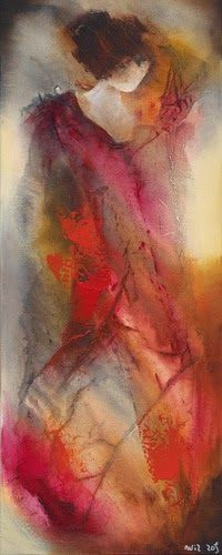 ► Wil Lof, 1948 ~ Dutch Abstract painter