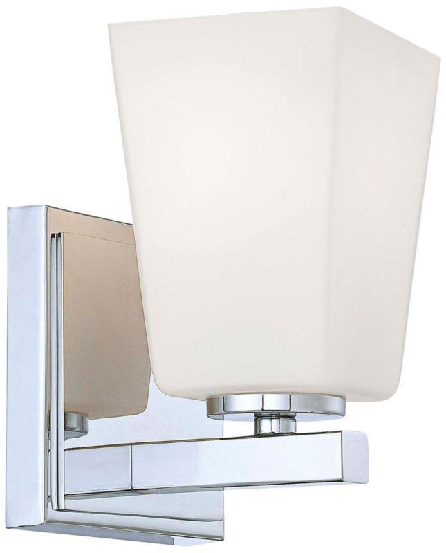 Square Bathroom Sconces 42 best bathroom sconces images on pinterest | bathroom sconces