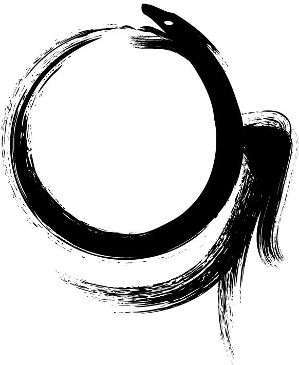 17 best images about enso on pinterest artworks ink and for Circular symbols tattoos