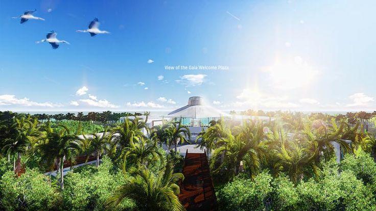 Leonardo DiCaprio abrirá su resort en isla privada de Belice en 2018