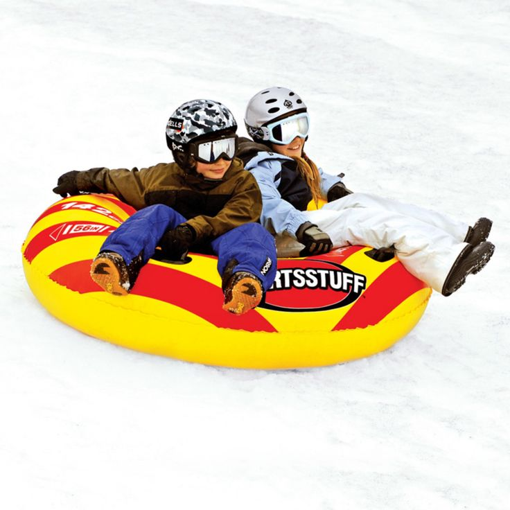 Sportsstuff Air Flyer Inflatable Snow Tube - 30-3524