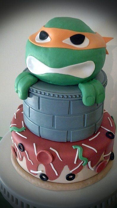 17 Best Images About Tmnt Theme On Pinterest Birthday