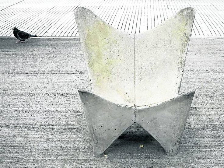 BKF - versión de juan doberti para el espacio público - El diseño ya tiene su historia