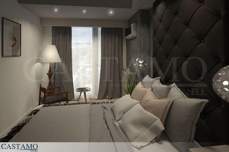 Castamo Mobilya ayrıcalığı ile tasarlanan yatak odası modelimiz, modern görünümünün yanında, işlevsel tasarımı ve kullanışlılığı ile sizlere sunulmuştur. #castamo #mobilya #dekorasyon #tasarım #yatak #odası #bedroom