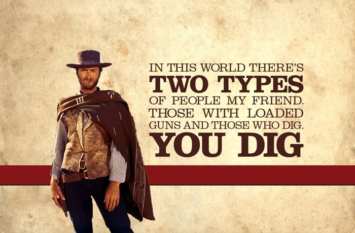 99 best images about clint eastwood on pinterest clint - Ugly face wallpaper ...
