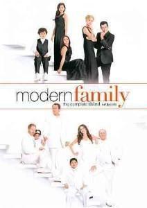 Modern Family: Season 3 DVD