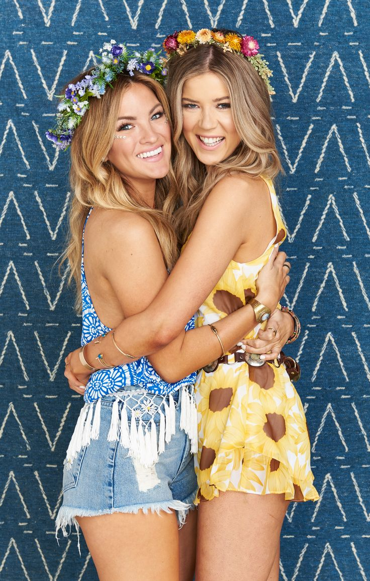 Becca Tilley and Meghan Rienks • Show Me Your Mumu Festival