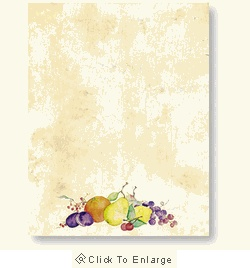 Crackled Fruit Fall & Autumn Laser & Inkjet Printer Paper - $12.99